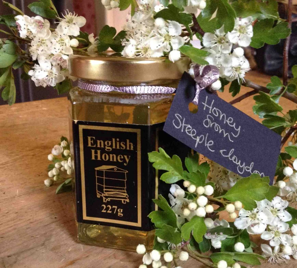 Steeple Claydon Honey